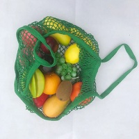 Reusable vegetable bags mesh